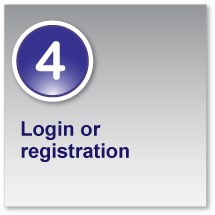 Login or Registration