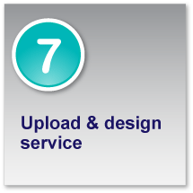 Upload and Design Service